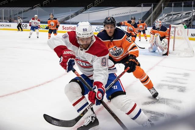 Le Canadien de Montréal a vaincu les Oilers d'Edmonton par le marque de 5-1, samedi soir.