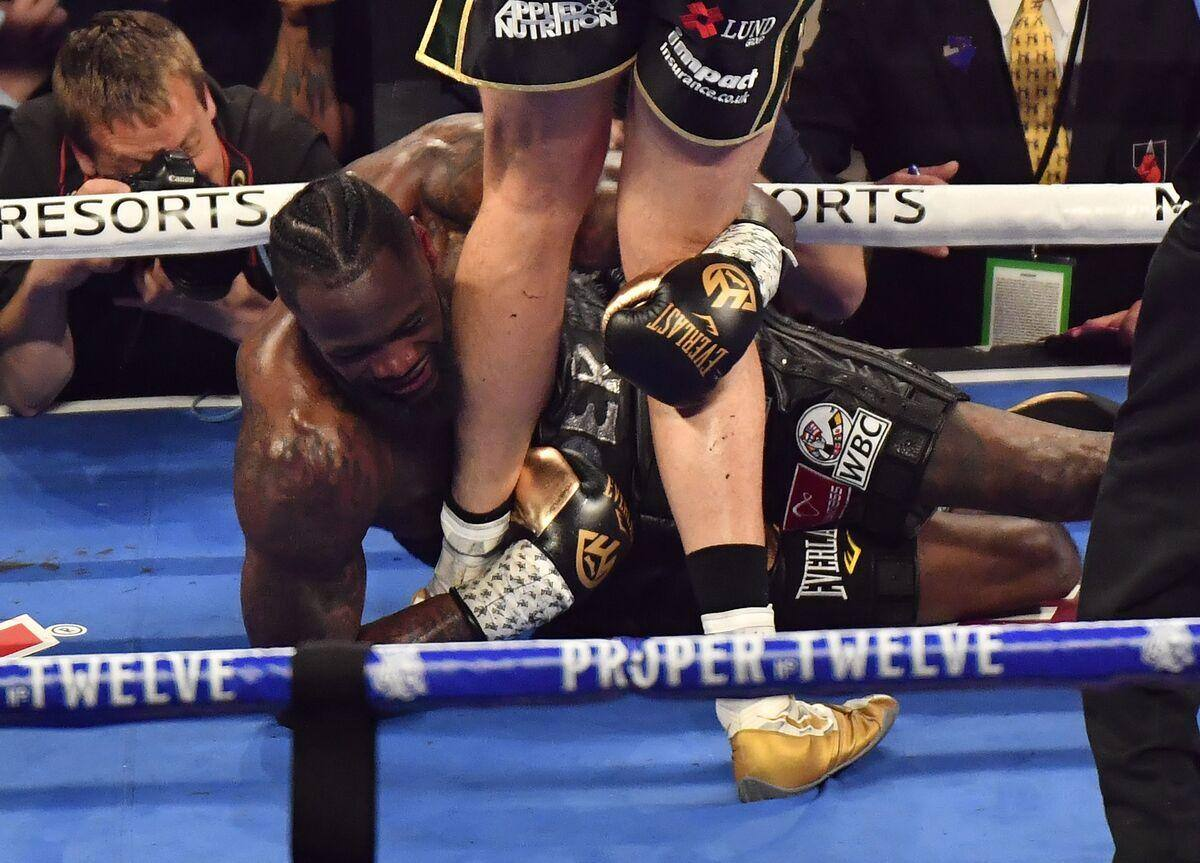Tyson Fury-Deontay Wilder III aurait lieu le 6 octobre — Boxe
