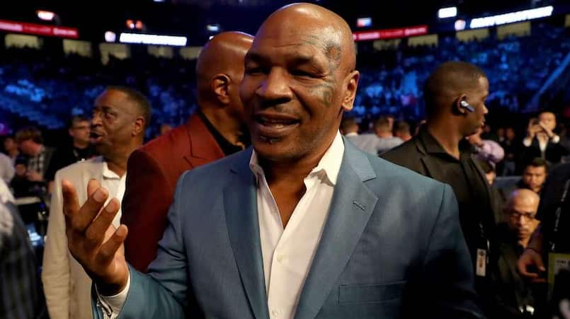Une déclaration surprenante de De La Hoya sur Mike Tyson