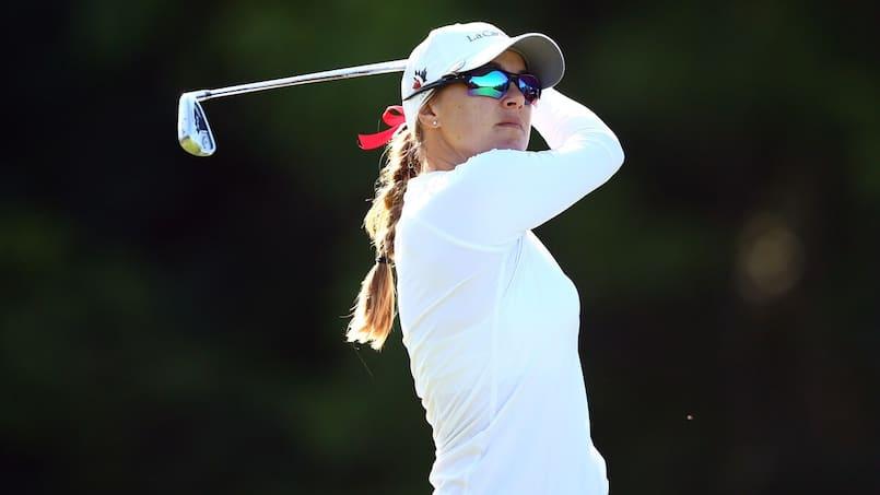 Golf Nation: dans la bulle familliale d'une joueuse de la LPGA