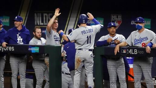 Les Dodgers imitent les Braves