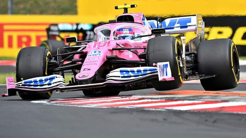 L'ascension de Lance Stroll ne fait que commencer
