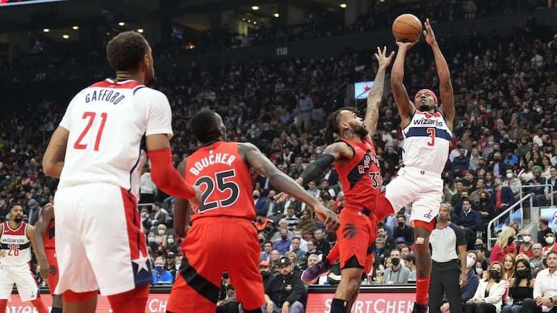 Les Raptors ratent leur rentrée