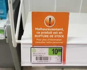 La pénurie de Purell frappe dans différentes pharmacies du Québec en raison du coronavirus.
