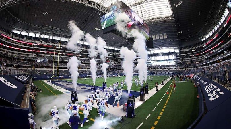 NFL : des stades pleins en 2021?