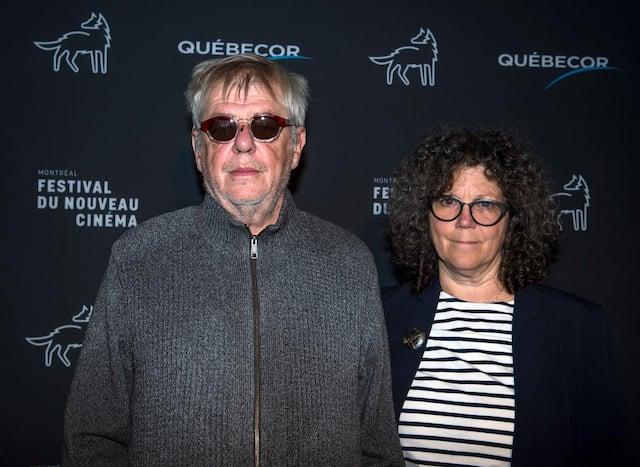 André Forcier et Linda Pinet