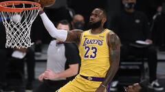 LeBron James a l'avantage face à Giannis Antetokounmpo