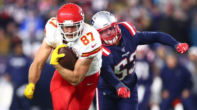 Patriots-Chiefs remis à lundi