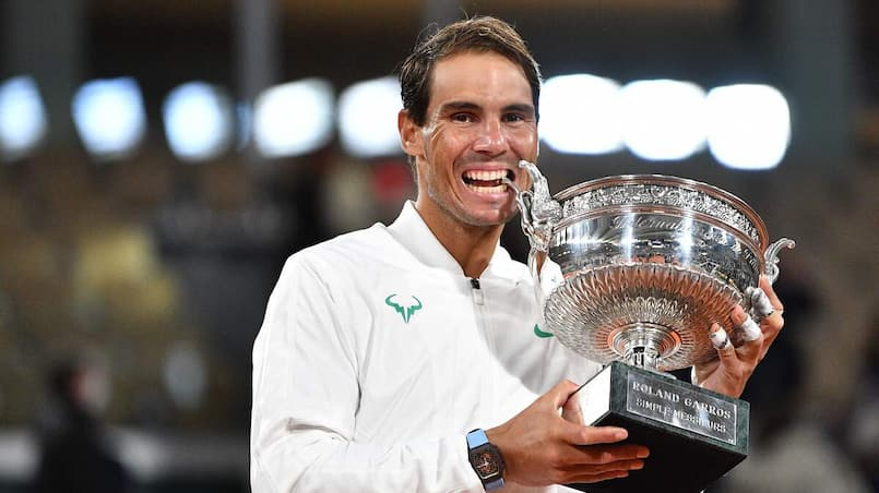 Roland-Garros : Nadal impérial en finale