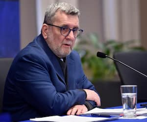 Le maire de Québec, Régis Labeaume