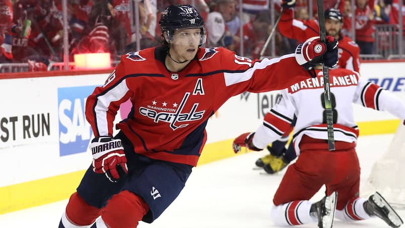 HKO-HKN-SPO-CAROLINA-HURRICANES-V-WASHINGTON-CAPITALS---GAME-FIV
