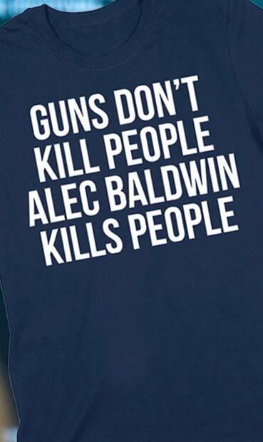 Image principale de l'article Trump Jr. vend un chandail se moquant Baldwin
