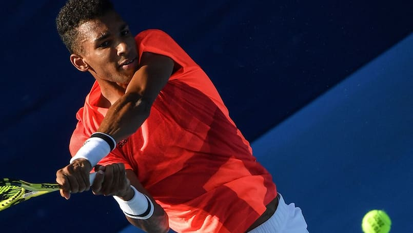 Omnium Banque Nationale : 120 heures de tennis à TVA Sports!
