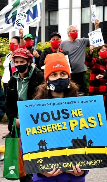 Le projet avait suscité une vive opposition des groupes environnementaux.