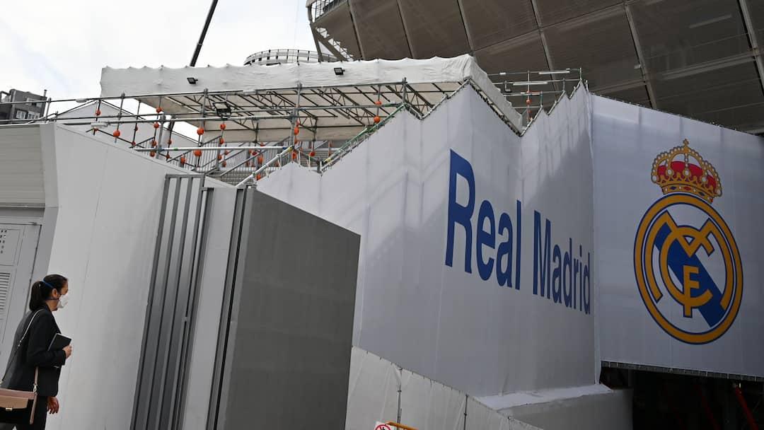 SPAIN-HEALTH-VIRUS-FBL-REAL-MADRID