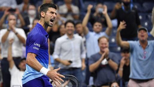 Djokovic à deux victoires de l'histoire