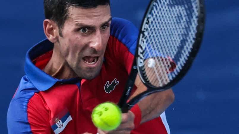 Internationaux des États-Unis: l'histoire à la portée de Novak Djokovic
