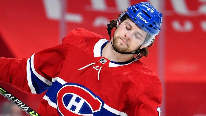 Canucks vs Canadiens