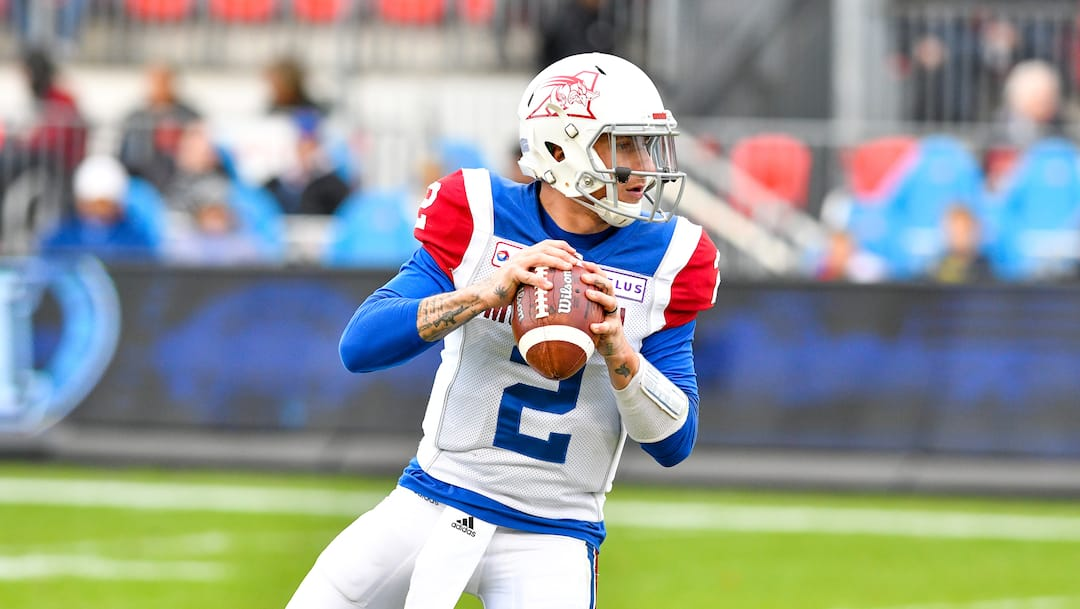SPO-Alouettes vs Toronto Argonauts
