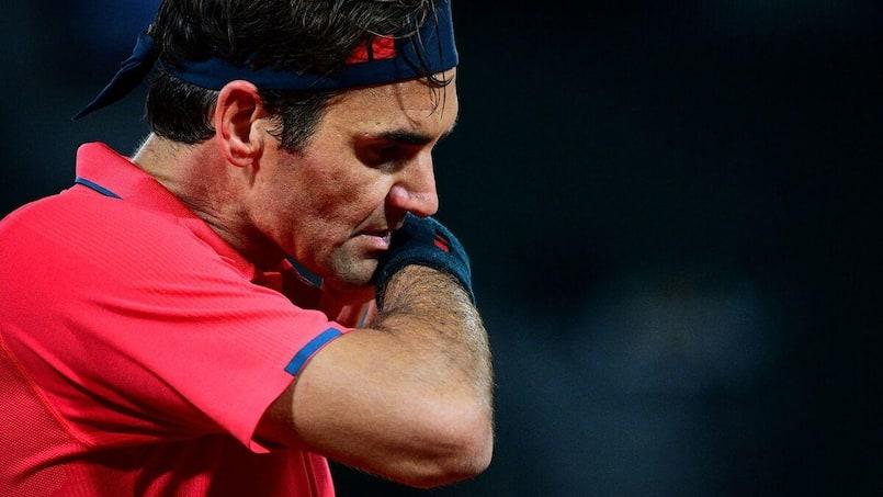 Roland-Garros: forfait de Federer