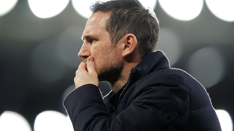 Chelsea limoge Frank Lampard