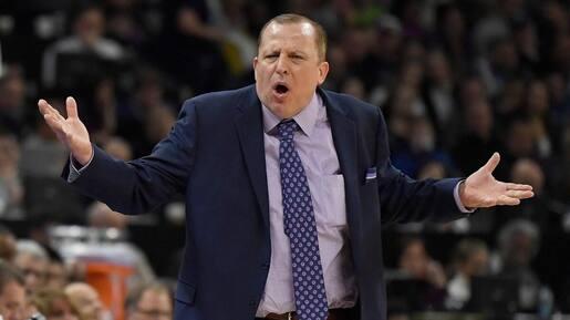 Un nouvel entraîneur pour les Knicks