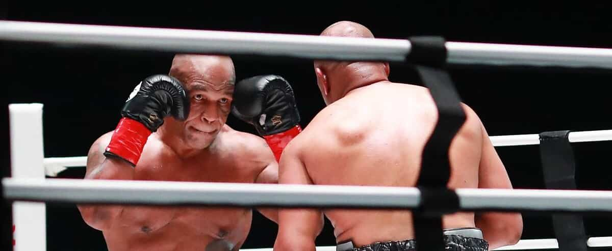 Tyson – Jones: ce nétait pas un cirque