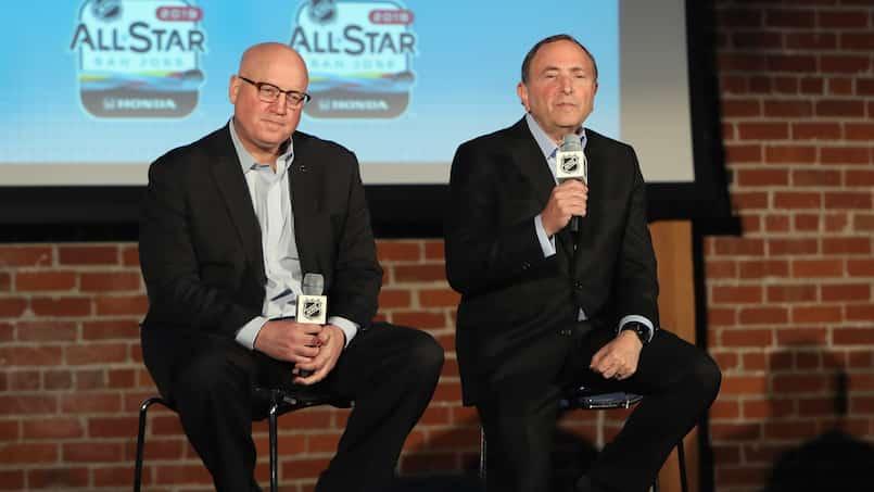 HKO-HKN-SPO-2019-NHL-ALL-STAR---NHL-COMMISSIONER-GARY-BETTMAN-PR