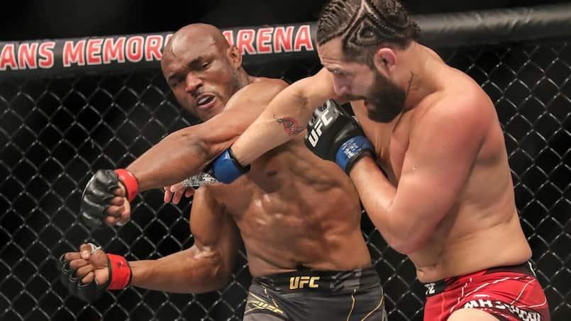 UFC: un K.-O. et un 14e gain consécutif pour Usman