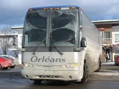 Orléans Express maintient ses suspensions de service en région malgré l'aide de Québec