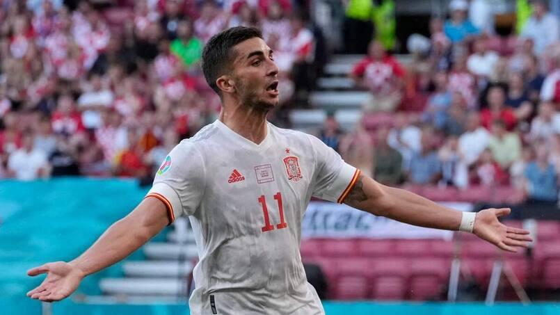 L'Espagne vient à bout d'une Croatie coriace