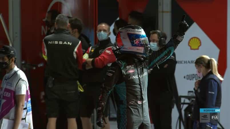 Formule E: Sam Bird survole le circuit de Dariya