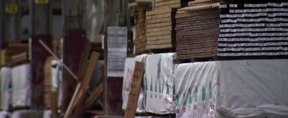 Pourquoi le prix du bois a-t-il autant explosé?