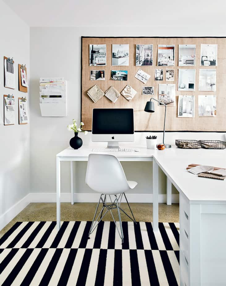Quelques conseils pour aménager un bureau à la maison | Salut Bonjour
