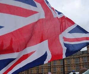 Drapeau britannique Royaume-Uni