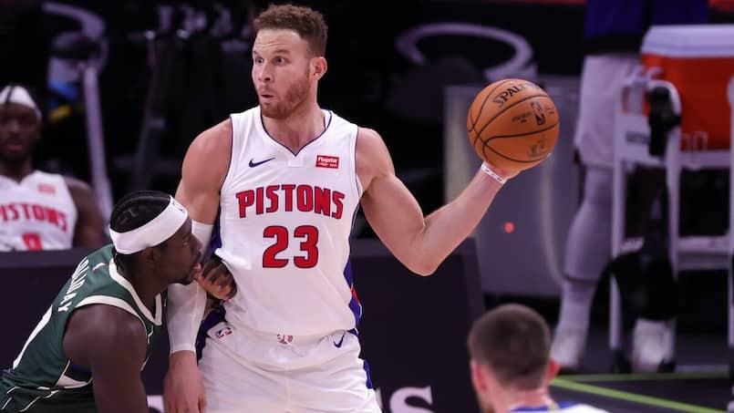 Blake Griffin avec les Nets?