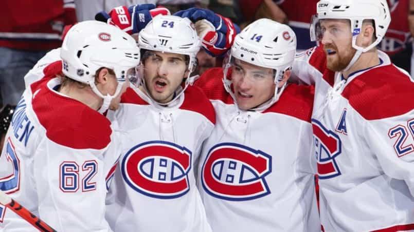 «Ils sont chanceux d'en avoir deux comme ça à Montréal!»