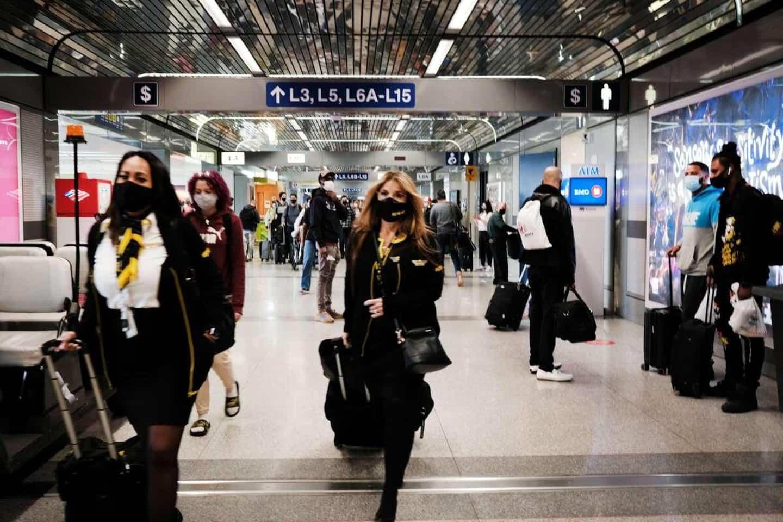Les États-Unis lèvent les restrictions aux voyages internationaux