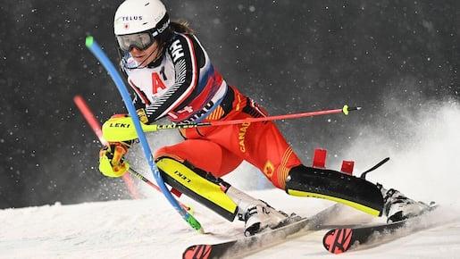 Ski alpin: Laurence St-Germain vise le Top 10