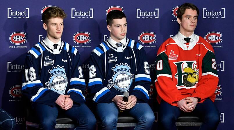 Équipe Canada junior: neuf joueurs de la LHJMQ et Kaiden Guhle invités