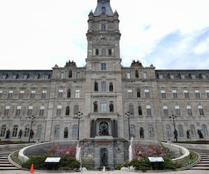 Bloc parlement de Québec Assemblée Nationale