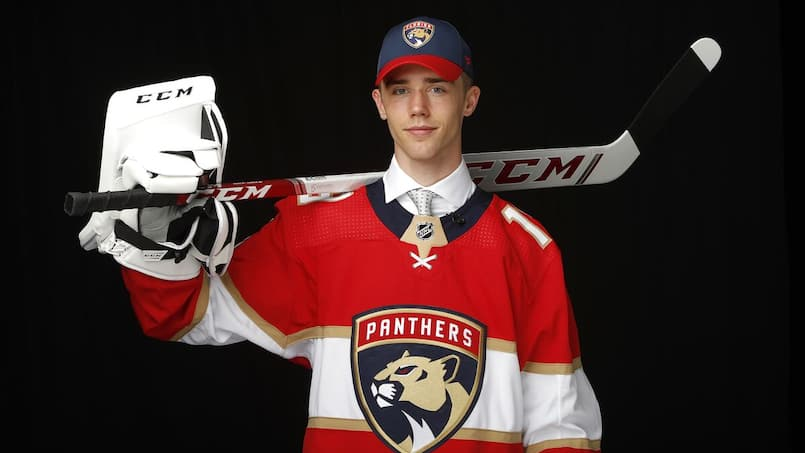 Le «prochain Carey Price» appartient aux Panthers