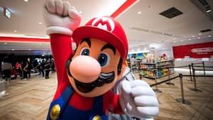 Image principale de l'article Mario, Zelda et cie dans une première boutique