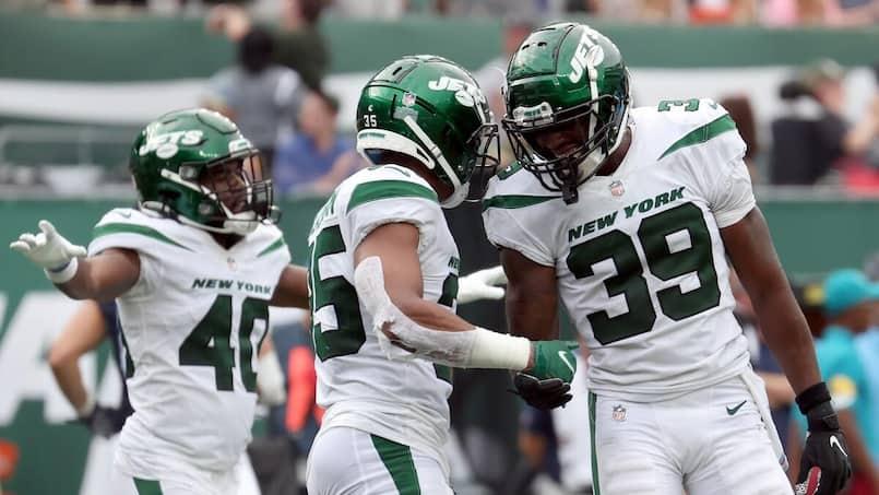 Une première victoire pour les Jets