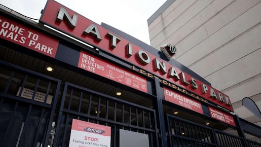 La série Mets - Nationals reportée