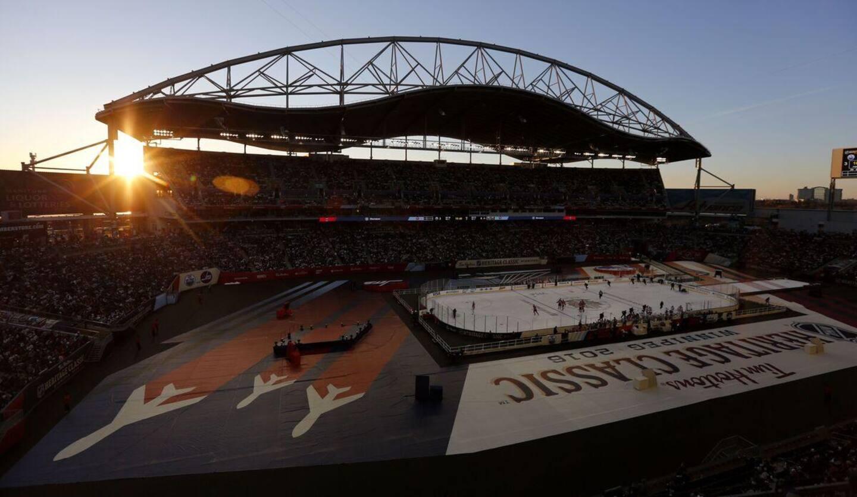 Classique Héritage: un match Leafs-Sabres en plein air