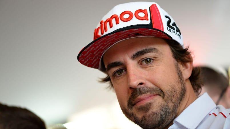 F1: Fernando Alonso prêt pour un retour