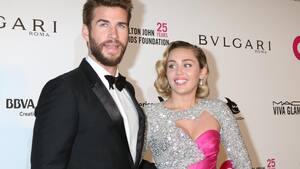 Image principale de l'article Miley Cyrus s'est fait tatouer un message à son ex
