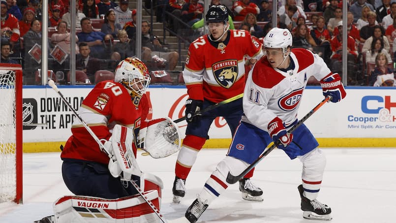 HKN-SPO-MONTREAL-CANADIENS-V-FLORIDA-PANTHERS