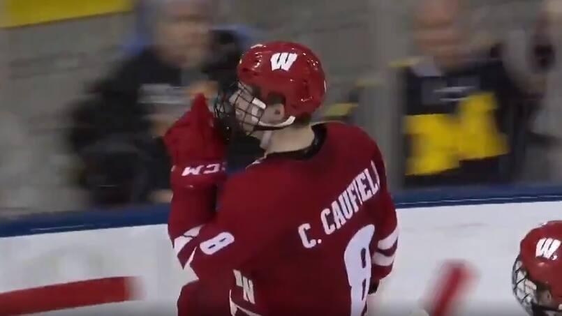 Cole Caufield rend hommage à Ilya Kovalchuk!